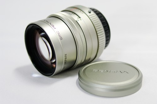 PENTAX FA77mmF1.8 Limited