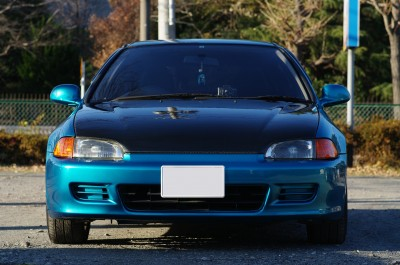 シビック EG6 SiRⅡ(3)
