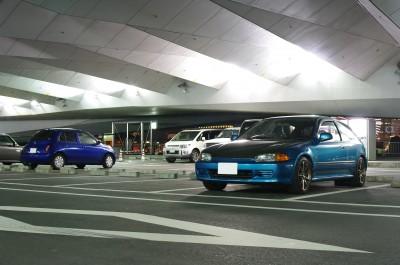 大さん橋客船ターミナルにて(7)