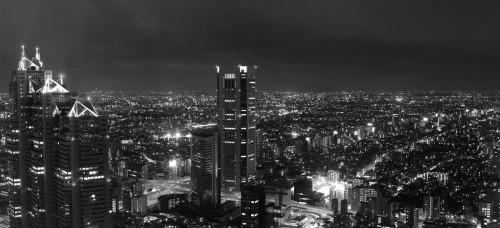 都庁展望台(1)