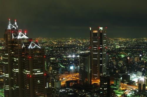 都庁展望台(2)