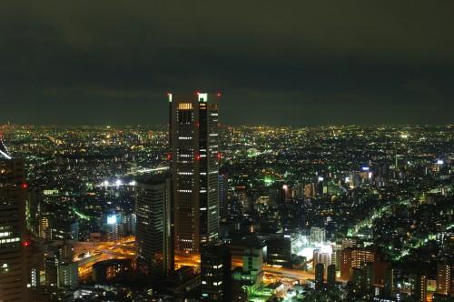都庁展望台(3)