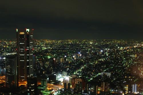 都庁展望台(4)