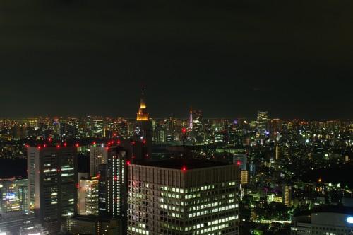 都庁展望台(5)