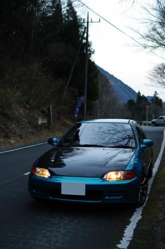 ホンダ シビック EG6
