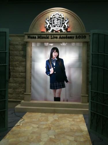Nana Mizuki Live Academy 2010