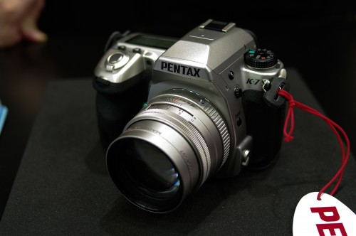 K-7 Limited Silver