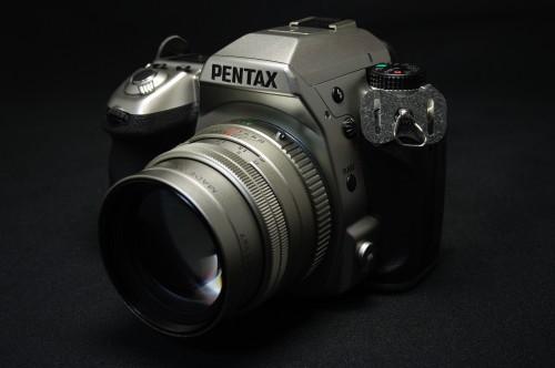 PENTAX K-7 Limited Silver