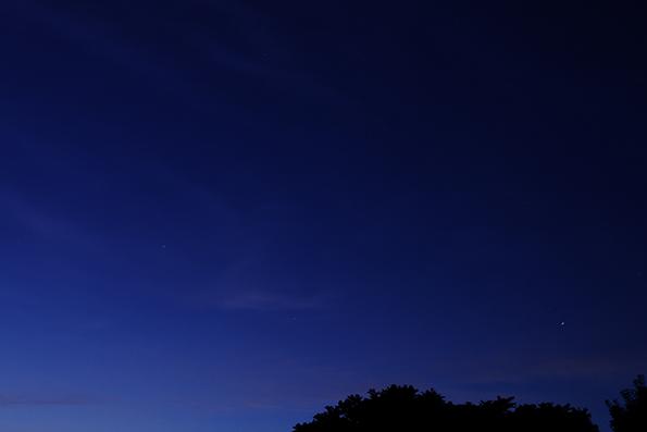 夜明け間近 | FA31mm