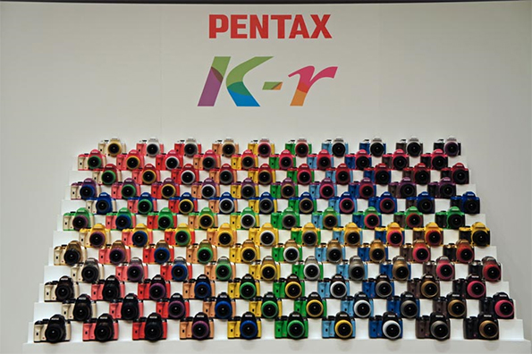 ペンタックス K-r
