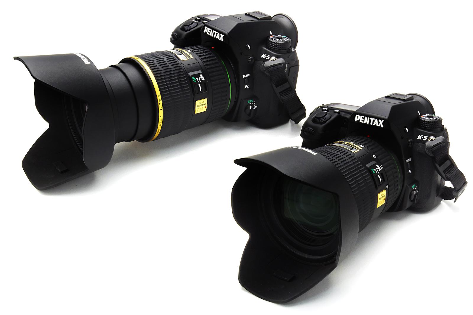 PENTAX DA★16-50mm F2.8 ED AL IF SDM