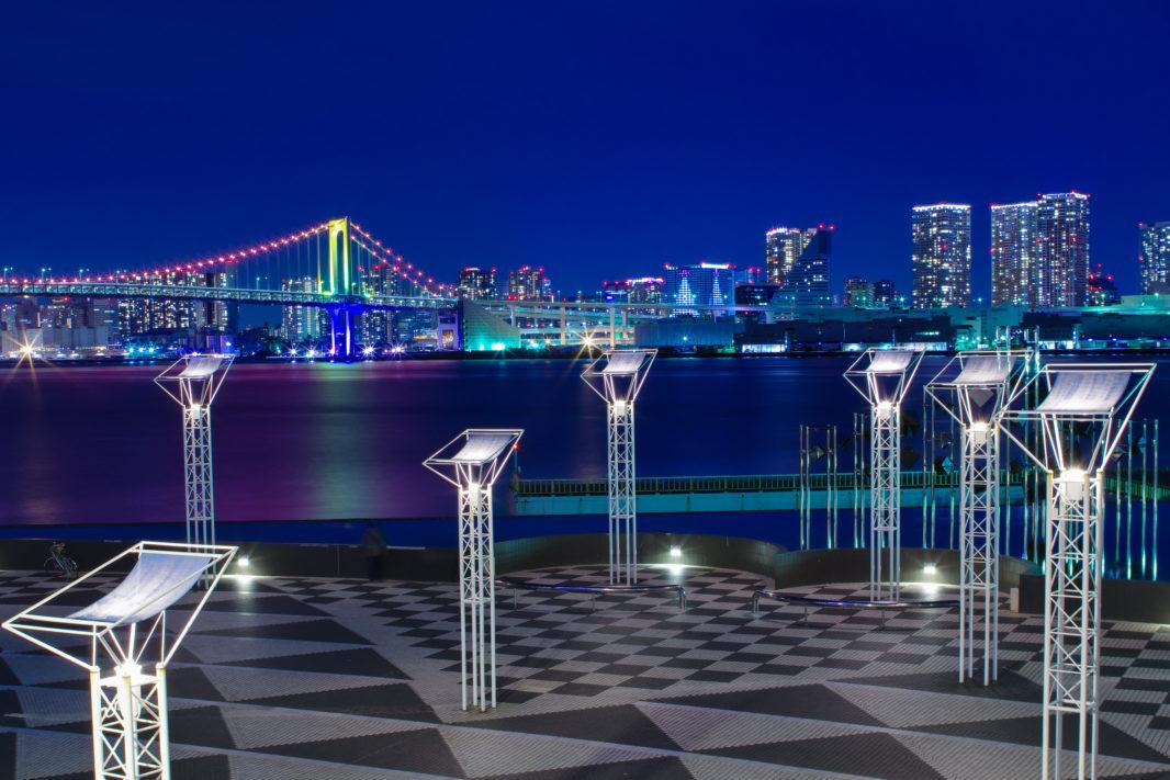 晴海ふ頭よりレインボーブリッジ | PENTAX K-5IIs&FA★28-70mm