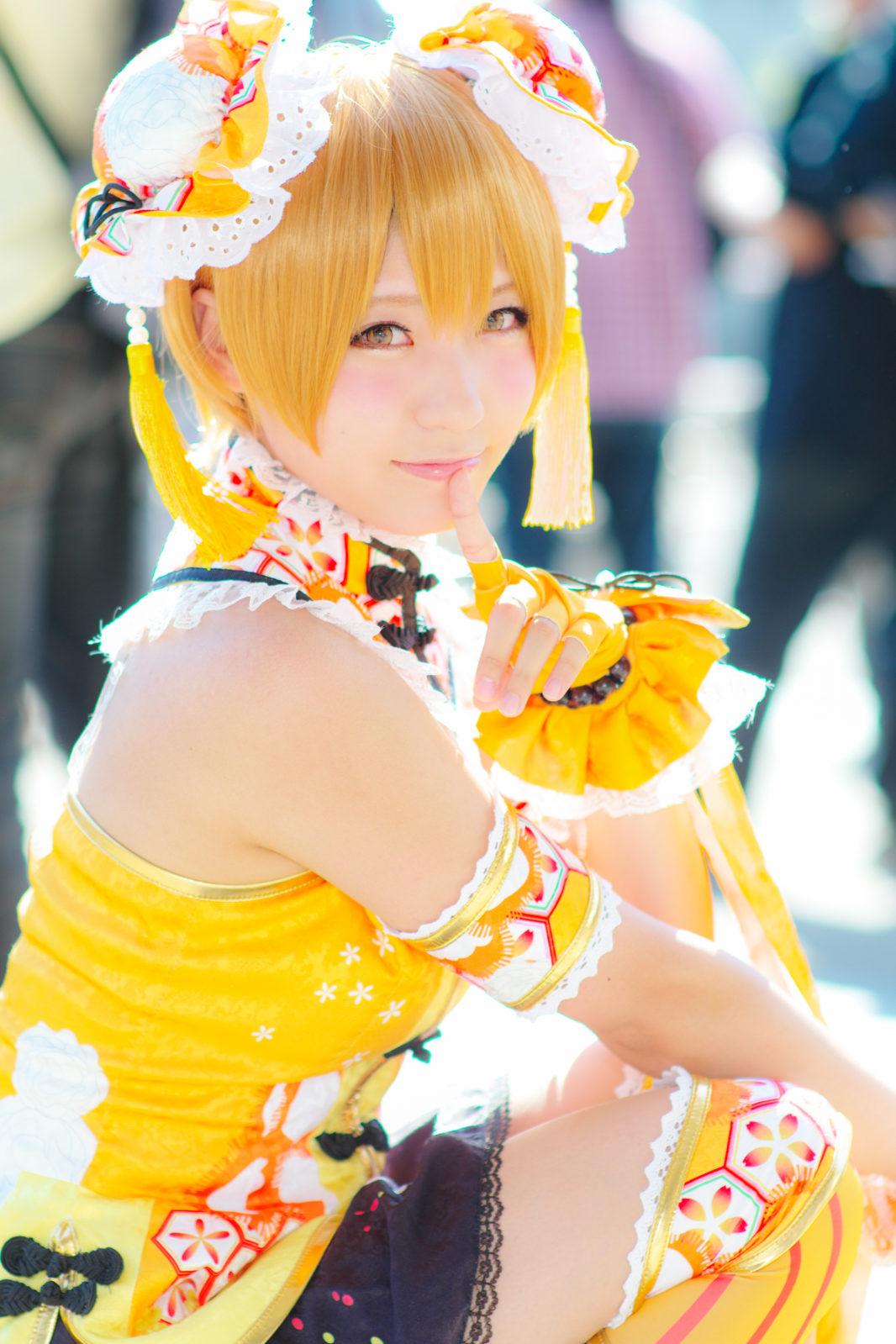 黒子ききさん@東京ゲームショウ2015 | PENTAX K-5IIs&FA★85mm&AF540FGZ