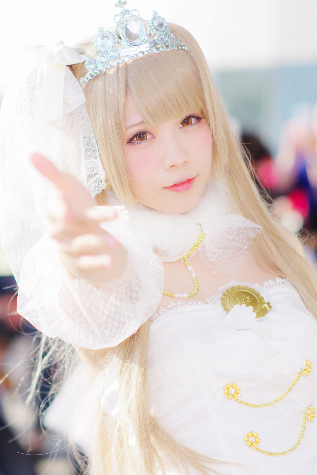 ないるさん@東京ゲームショウ2015 | PENTAX K-5IIs&FA★85mm&AF540FGZ