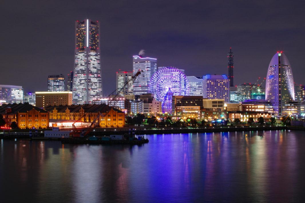 大さん橋より横浜夜景 | PENTAX K-5IIs&FA★28-70mm