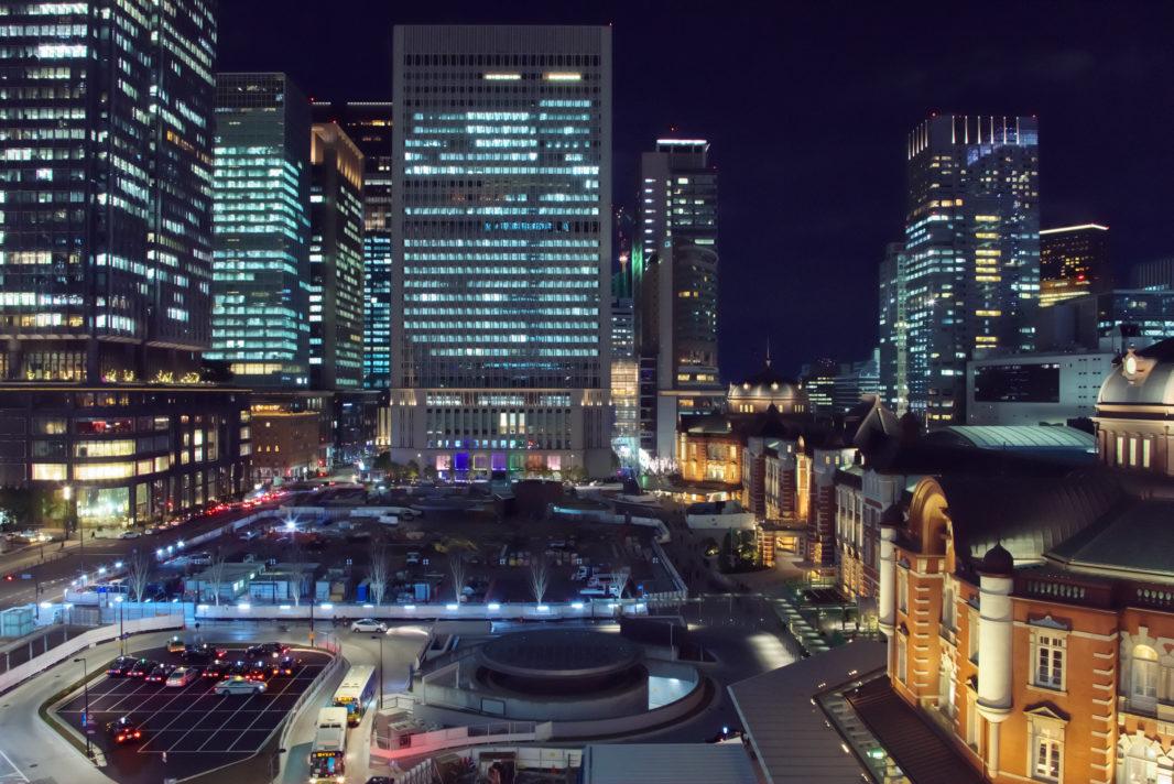 KITTEより東京駅 | PENTAX K-1&FA★28-70mm