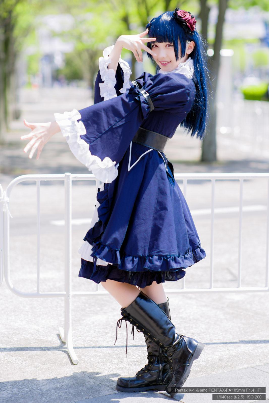 きみこさん@ニコニコ超会議2017