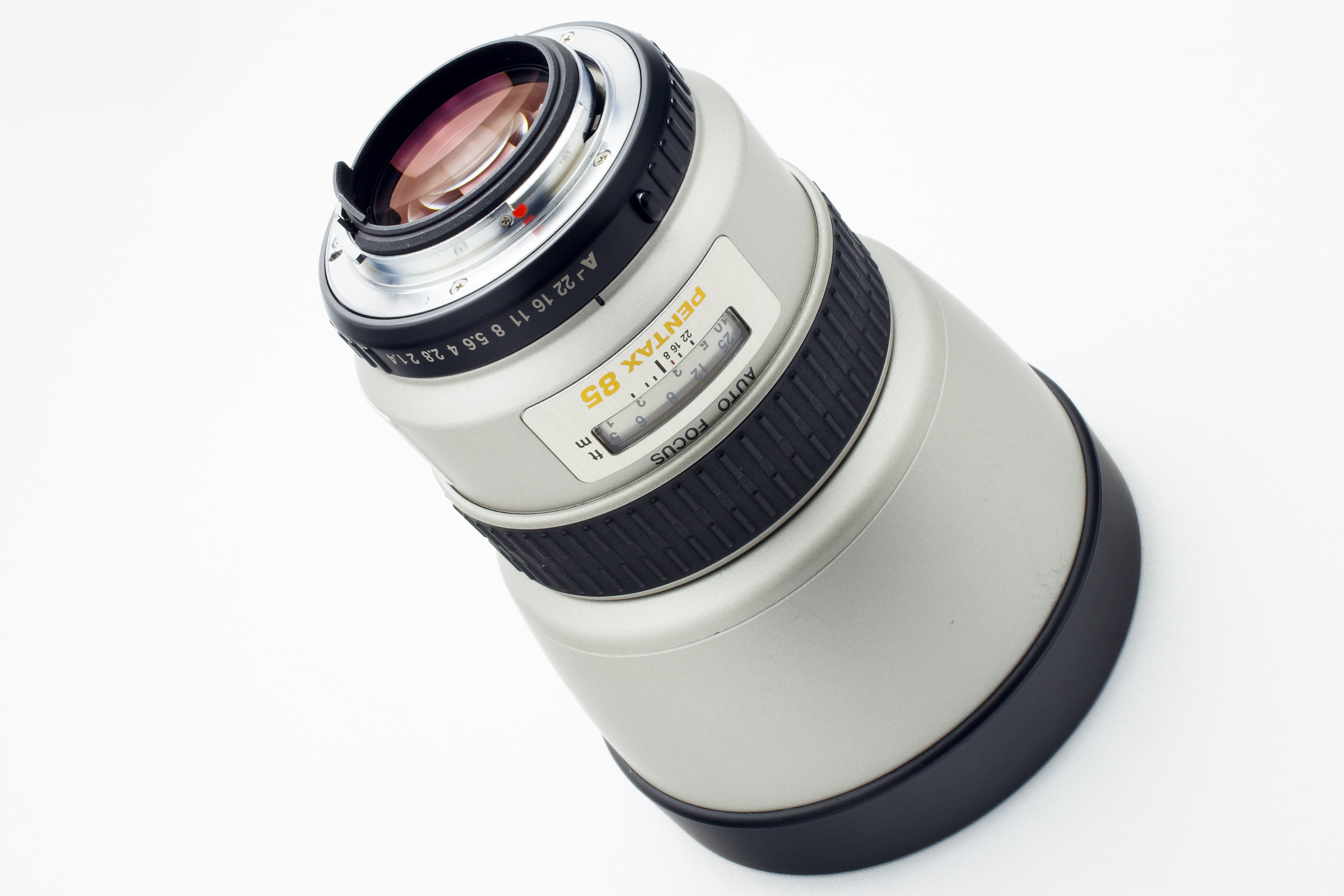 PENTAX FA★85mm F1.4 ED [IF]