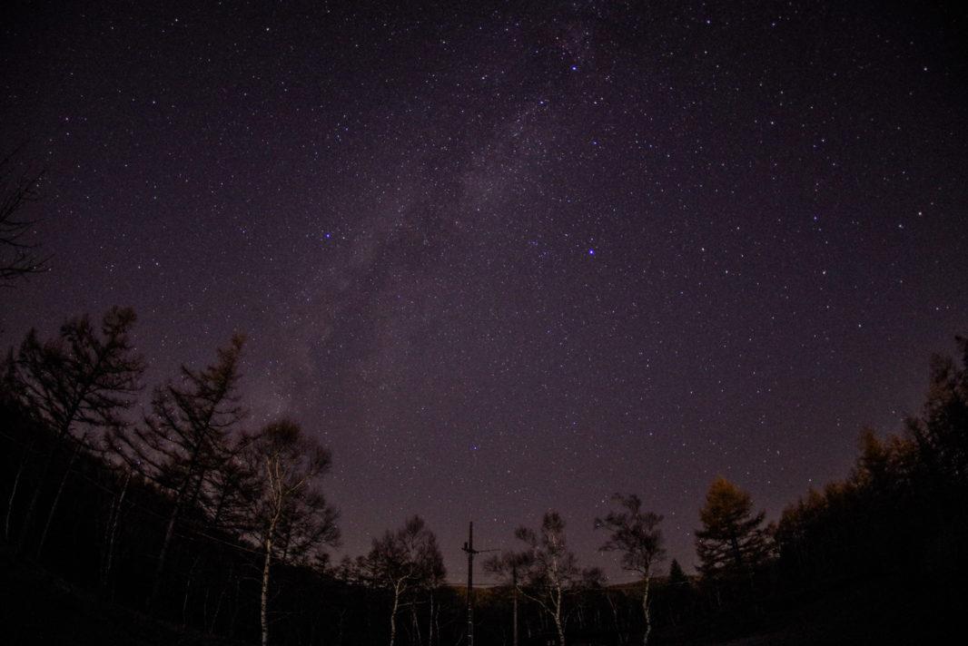 甘利山の星空 | PENTAX K-1&DA10-17mm