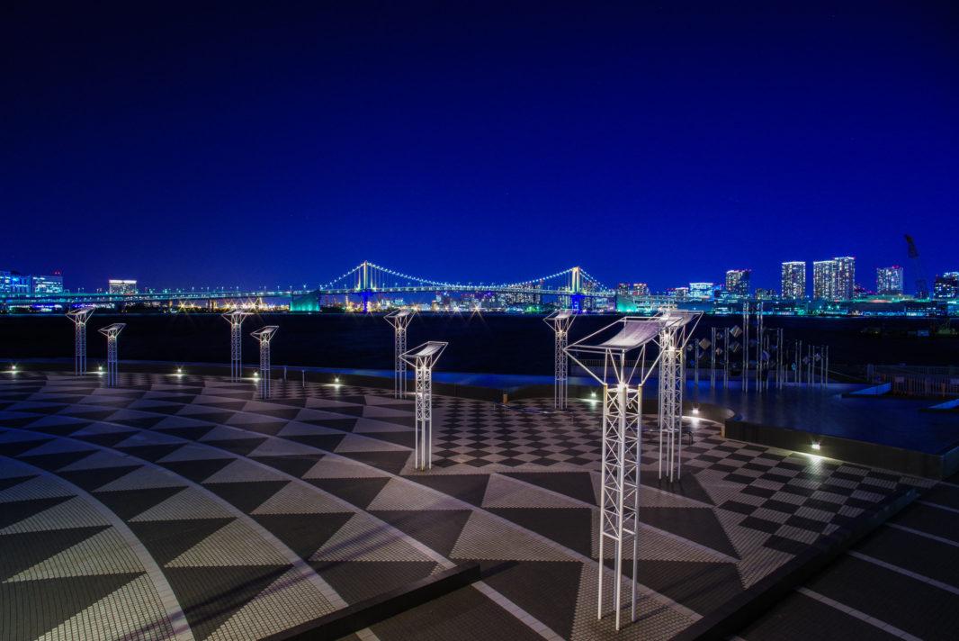 晴海ふ頭よりレインボーブリッジ | PENTAX K-1&FA20mm