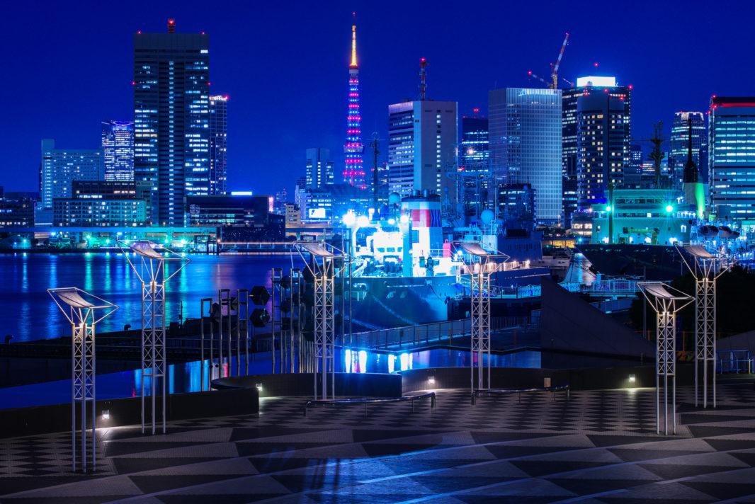 晴海ふ頭より東京タワー | PENTAX K-1&D FA★70-200mm