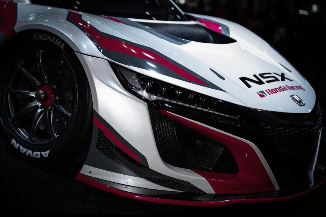 NSX GT@ホンダブース | PENTAX K-1&D FA★70-200mm