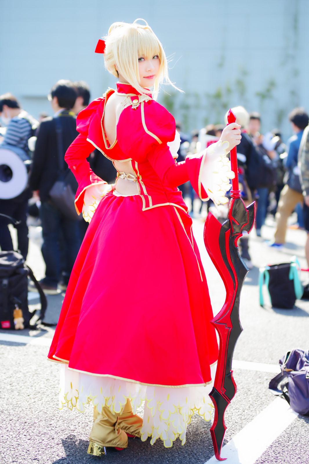 ネロ・クラウディウス(Fate/Grand Order)@紫花菫さん | PENTAX K-1&D FA★70-200mm&Cactus V6II&RF60X