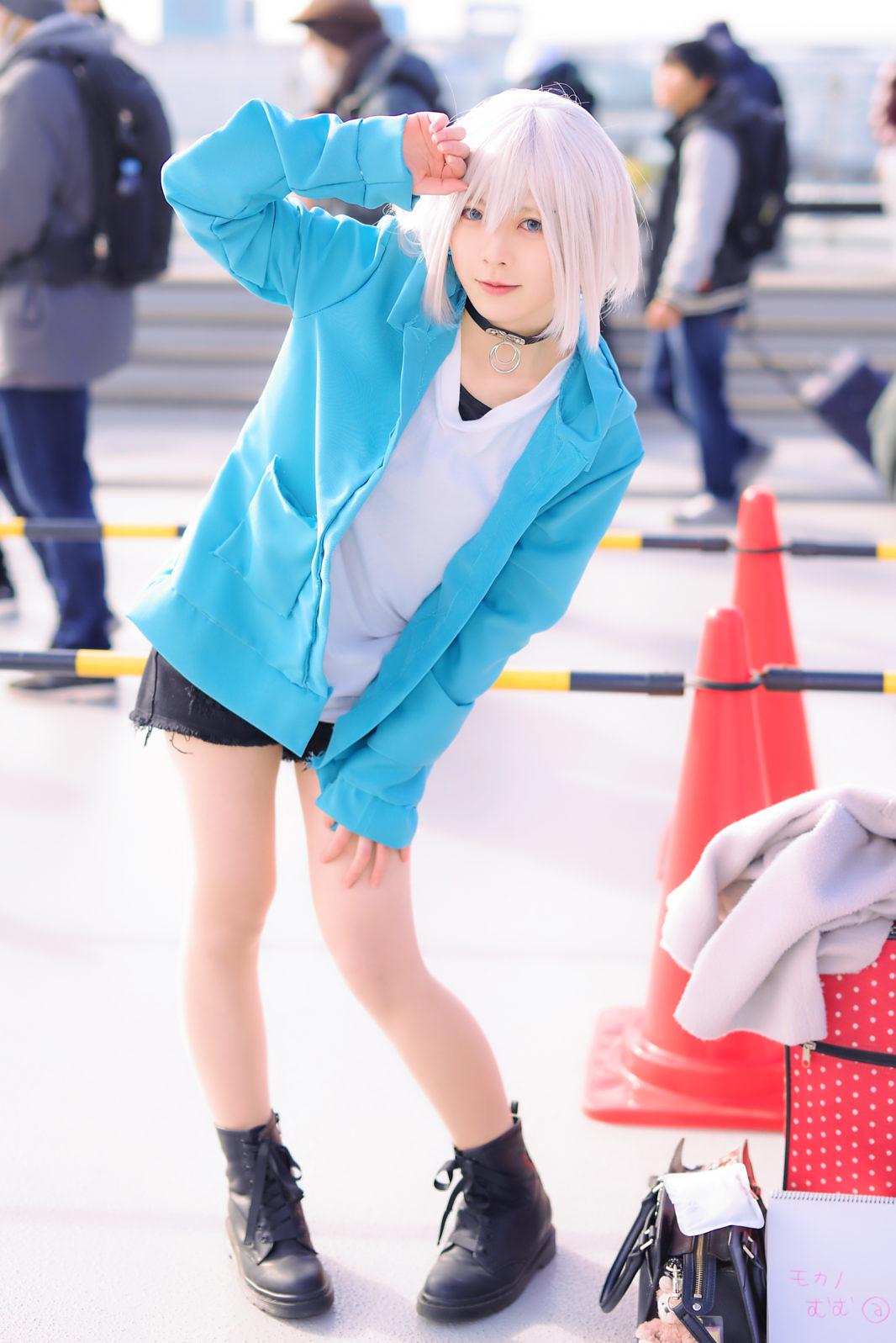 青葉モカ(BanG Dream!)@むむさん | PENTAX K-1&D FA★50mm&Cactus V6II&RF60X