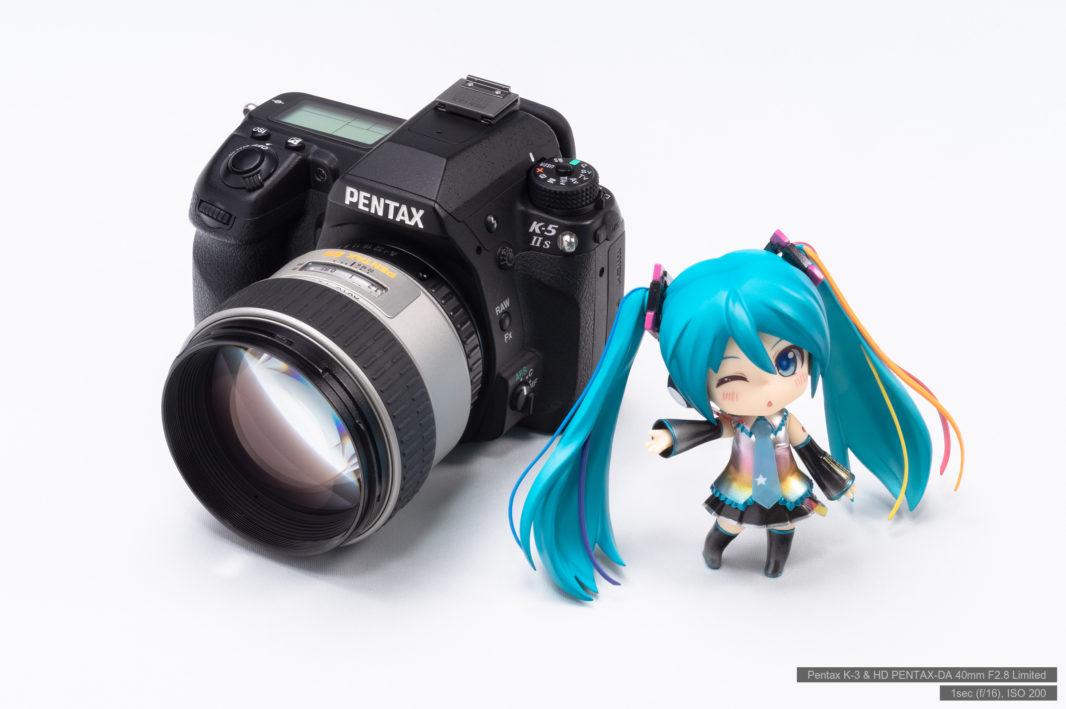 PENTAX K-5 II s&smc PENTAX-FA★85mmF1.4ED[IF]
